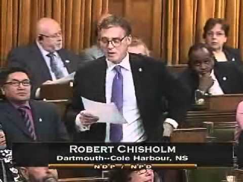 Robert questions Fisheries Minister on changes to Fisheries Act