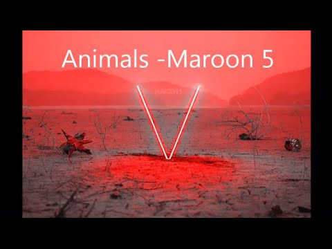 maroon animals