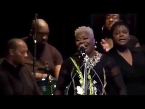 Miranda Curtis Willis - Safe in His Arms [Pastor Dewey Smith's Mother's Homegoing Celebration]