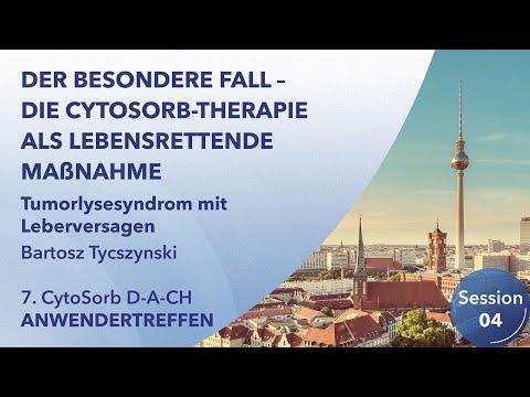 Tumorlysesyndrom mit Leberversagen  | Bartosz Tycszynski, Essen