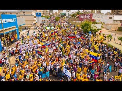 El Zulia se vistió de Urdaneta para defender a Venezuela del golpe