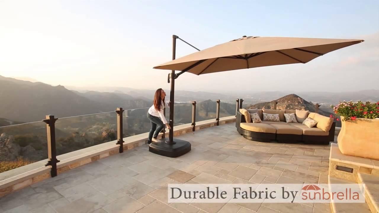 Beau Portofino Deluxe Resort Umbrella   YouTube