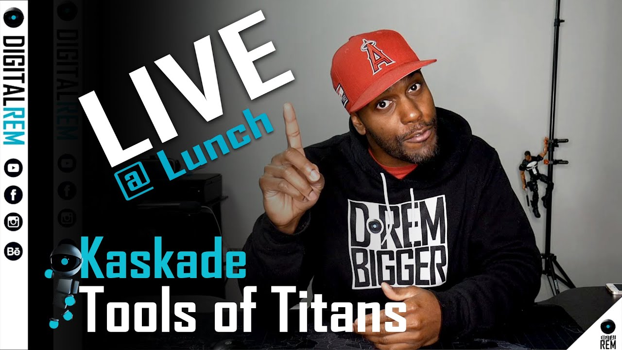 Live at Lunch |Tools Of Titans | Kaskade
