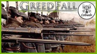 Greedfall Что за игра