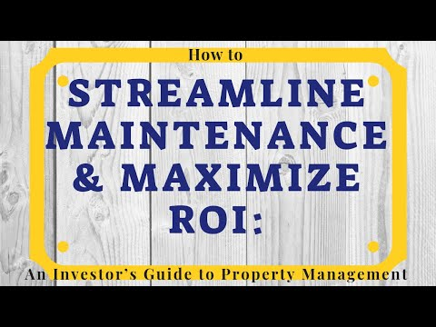 How to Streamline Maintenance and Maximize ROI: Property Management in Modesto, CA