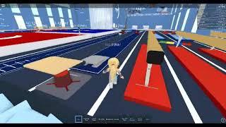 GYMNASTiCS | Schwerkraft Gymnastik | ROBLOX