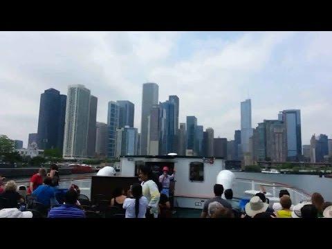 Chicago River Architecture Tour Part 1