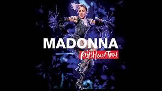 Madonna - Body Shop (Live: Rebel Heart Tour)