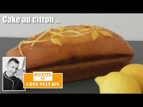 cake-au-citron---recette-facile-par-chef-sylvain