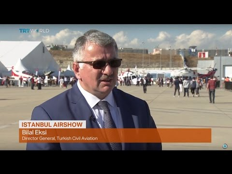 Money Talks: An interview with Bilal Eksi on Turkey's aviation.