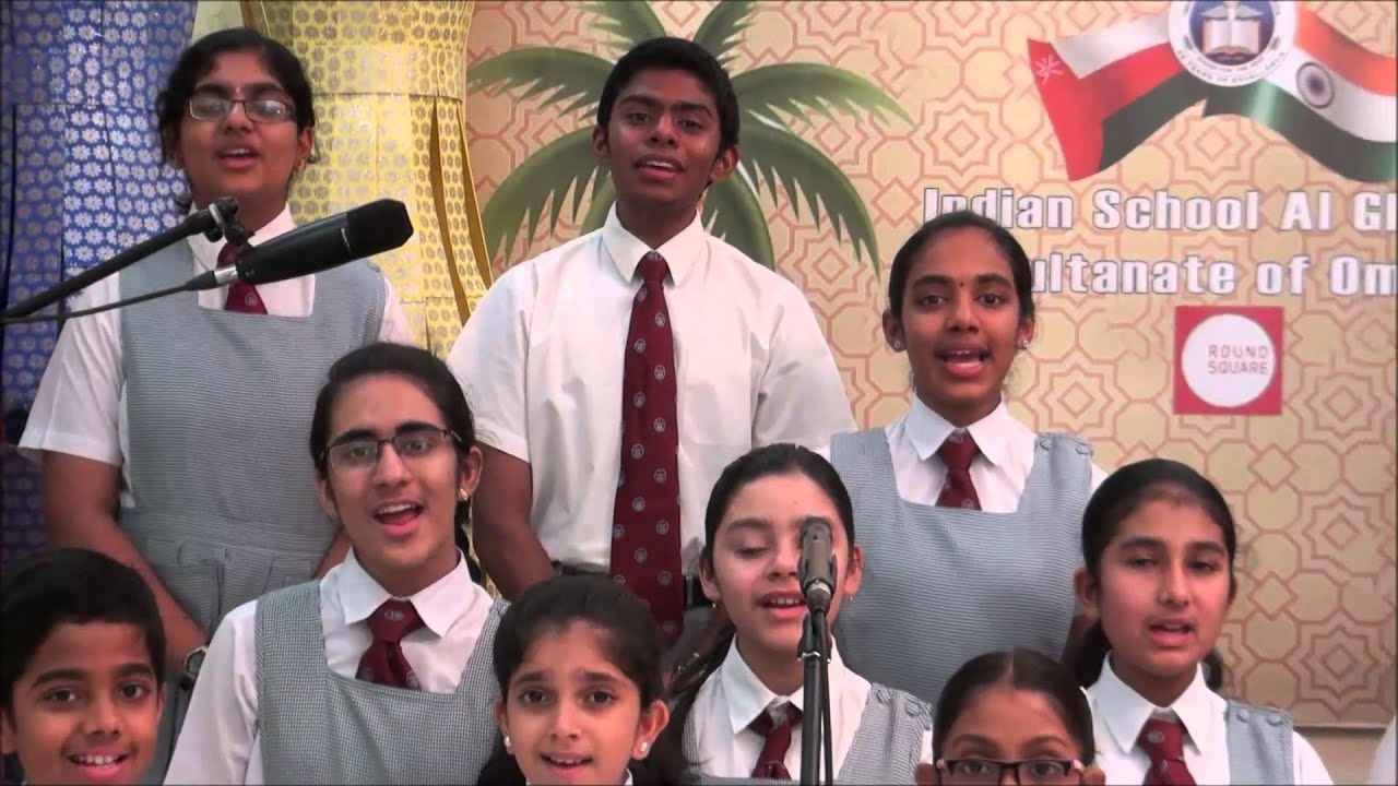 Voice of Children - a Christmas Musical by Indian School ...
