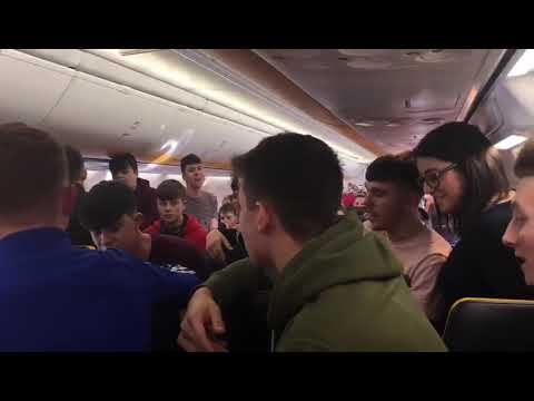 Kevin Johnson - Students Perform On Airline Flight