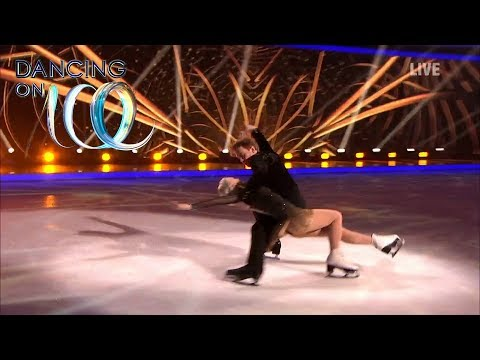 Team GB's Nick and Penny skate their hearts out | Dancing On Ice 2019