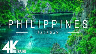 Filipinas 4K  Película de relajación escénica con música relajante