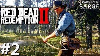 Zagrajmy w Red Dead Redemption 2 [PS4 Pro] odc. 2 - John Marston