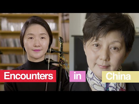 Creatives in China come together through instrumental music, opera and art   Connections