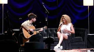 """Tori Kelly and Bruno Major """"Sorry Would Go A Long Way"""" Orpheum Theater"""