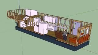 Tiny House Plans Free Pdf