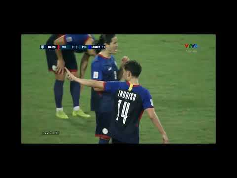 HIEP 2 VIET NAM VA PHILIPINS AF F CUP 2018 LUOT VE PHAN 2 - Nguyễn Đình Thuận