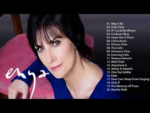 ENYA Best Songs Of All Time - Greatest Hits Full Album Of ENYA Collection