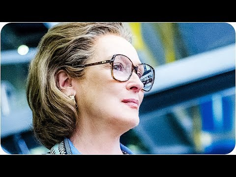 PENTAGON PAPERS Bande Annonce (2018)