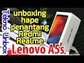 Unboxing hape yang sebentar lagi launching - Lenovo A5s