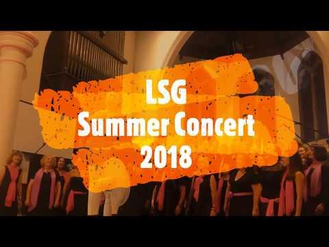 LSG Summer Concert 2018