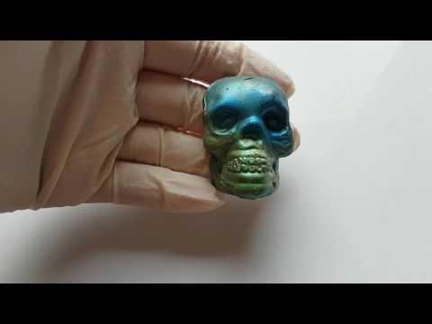 MIXING PAINT: ANCIENT ANCESTOR  ( frozen paint)