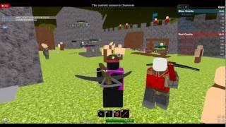 Castle Attack - Roblox