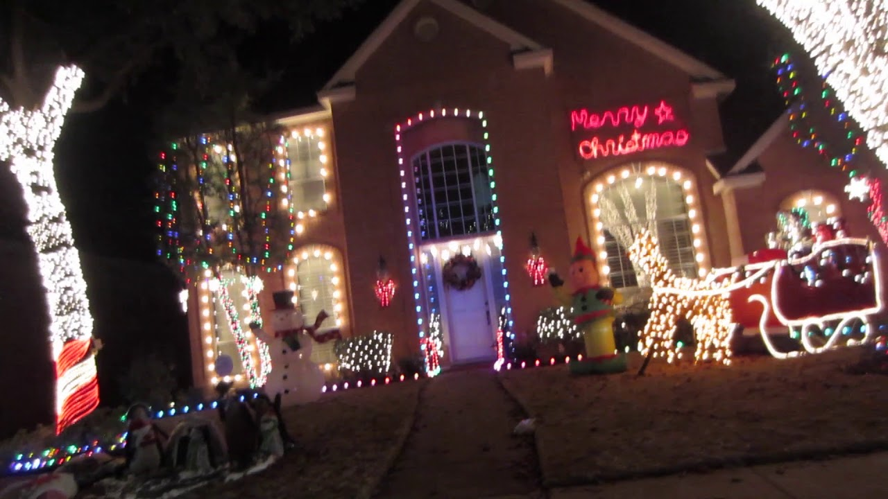 deerfield christmas light visit plano 2017 - Deerfield Plano Christmas Lights