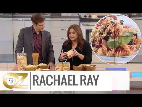 The Mediterranean Diet Plan, Explained by Rachael Ray