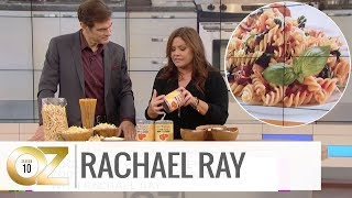 Gambar cover The Mediterranean Diet Plan, Explained by Rachael Ray