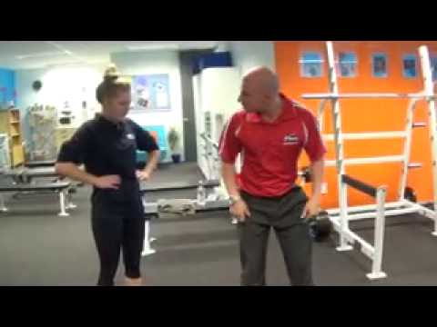 High Intensity Interval Personal Training Session