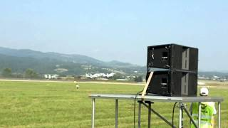 3x MiG 29 SIAF 2011