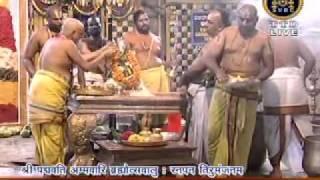 Sri Padmavathi Ammavari Abhishekam