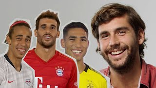 "I had the privilege to watch bundesliga players dance my song ""la libertad"". 😀 it was a lot of fun with like javi martinez, thiago..."