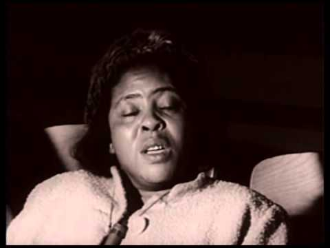 Fannie Lou Hamer Tells Her Story (1963)