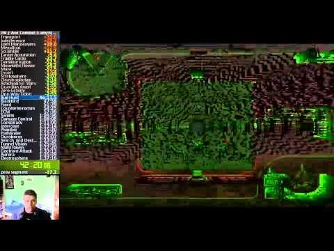 Ace Combat 3 any% Speedrun in 1:27:27 [PB/WR]