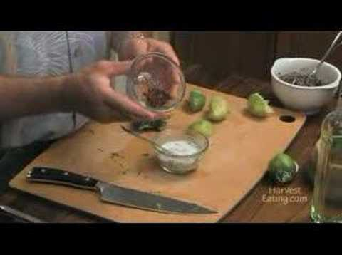 Video Recipe: Cilantro Lime Shrimp