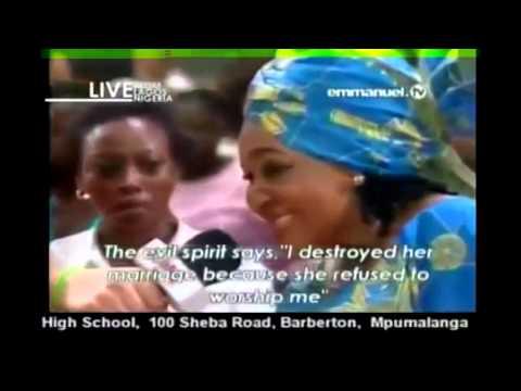 Download Jim Iyke and Camilia Mpkereke Parody on Naijas craziest (celebrity deliverances)