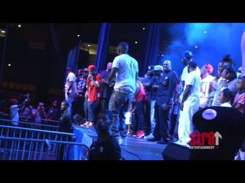 11 Boosie Homecoming Concert - They Be On A Nigga, Callin Me, Wipe Me Down, Bank Roll (July 3 2014)