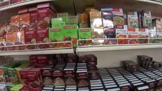 IHL351. В индийском овощном магазине.  Что почём.    Ашрам Саи Бабы