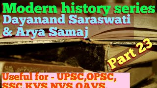 Reforms by Dayanand Saraswati