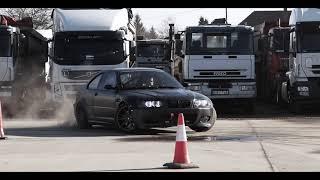 Kevin Piskolty BMW E46 M3 V8 Drift