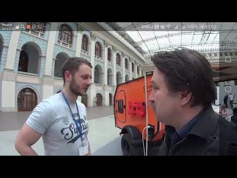 Обзоры автодомов на выставке Спорт и активный отдых 1