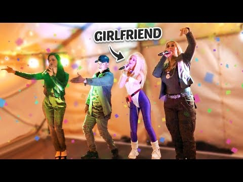 Surprising My Girlfriend With S Club 7 (Birthday Party)