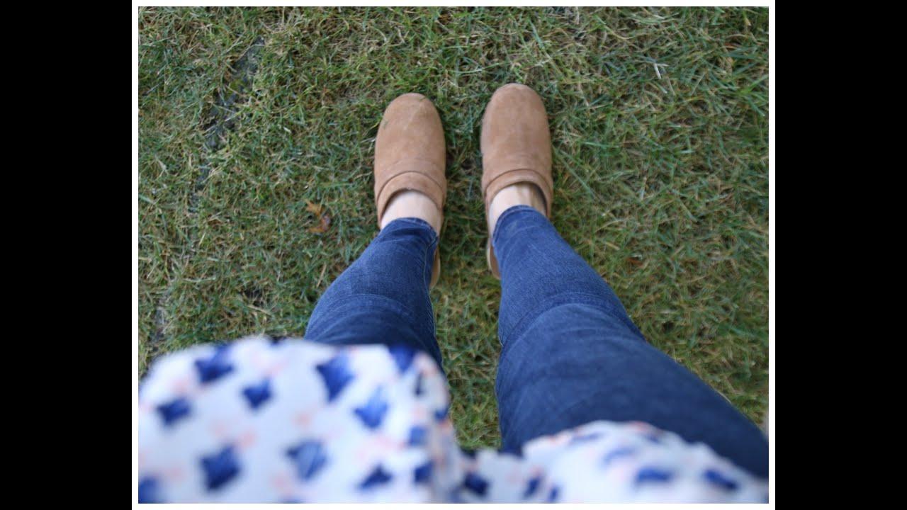 369dee671 Sarah Clogs From Crocs  Shoe Fashion Review - YouTube