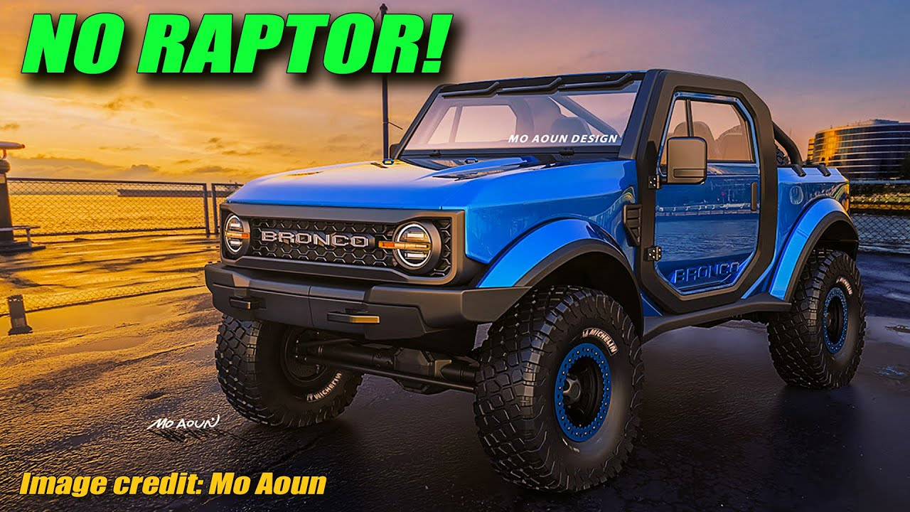 2021 Ford Bronco Details We've Uncovered
