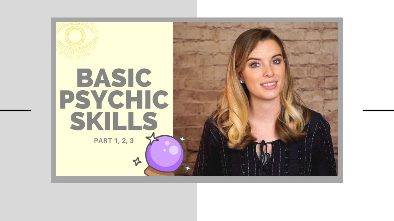 Basic Psychic Skills Course Complete!