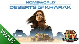 Homeworld Deserts of Kharak Review - Worthabuy?